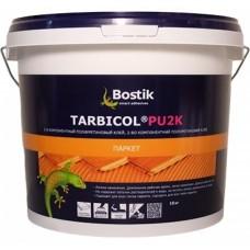 Клей для паркета Тарбикол PU двухкомпонентный  Bostik Tarbicol PU 2K клей, 10 кг