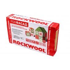 Базальтовая Rockwool Рокфасад 100х600х50 мм 4шт (2,4м2)