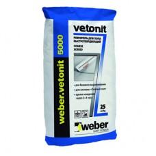Ровнитель для пола быстротвердеющий Ветонит / Vetonit 5000 25кг
