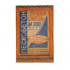 Пескобетон М-300 Экспресс+ 40кг