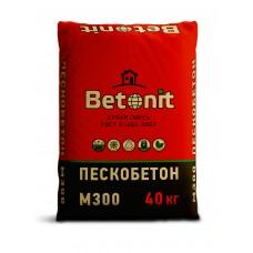 Пескобетон М-300 Betonit / Бетонит