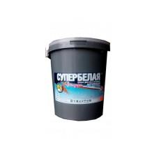 Краска Супербелая Акриловая 40кг Мастер-Класс