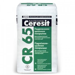 Гидроизоляция Церезит CR65