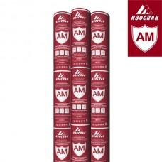Изоспан АМ Гидроизоляционная ветрозащитная паропроницаемая трехслойная мембрана 70м2