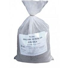 Противогололедный реагент Поташ (техническая соль) Гермес 20 кг