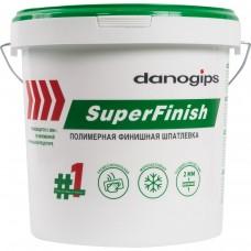Шпаклёвка готовая финишная Danogips SuperFinish  18 кг