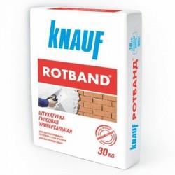Гипсовая штукатурка Кнауф Ротбанд