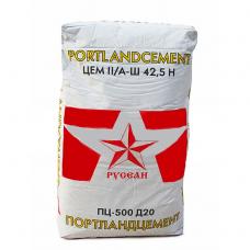 Цемент М-500 Русеан 40кг