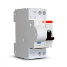 Автомат ABB дифференциальный DSH941R 1P+N25A