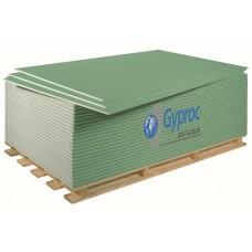 Гипсокартон влагостойкий 2500х1200х12,5мм Гипрок Аква Оптима