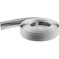 Лента бумажная металлизированная 50мм 25м Fiber