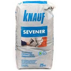 Штукатурно-клеевая смесь Knauf / Кнауф Севенер 25кг