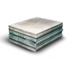 Пазогребневая плита Кнауф 667х500х80мм