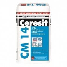 Плиточный клей Ceresit / Церезит CM14 25кг