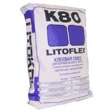 Плиточный клей Литокол / Litokol Litoflex K80 25кг