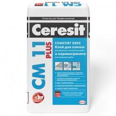 Плиточный клей Ceresit / Церезит CM11 Plus 25кг