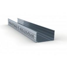 Профиль стоечный ПС-6 100х50х0,6мм Кнауф 4м