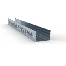 Профиль стоечный ПС-4 75х50х0,6мм Кнауф 3м