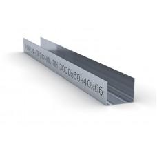 Профиль направляющий ПН-2 50х40х0,6мм Кнауф 3м