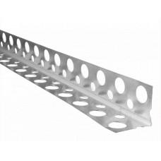 Уголок алюминиевый 22x22 мм 3м СТиВ
