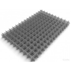 Сетка сварная в картах 120х120х4,5мм 1,5х2м Россия