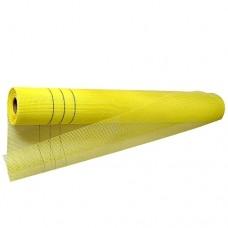 Сетка фасадная желтая 5х5мм 145г/м2 (1х20м) Fiber