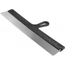 Шпатель малярный стальной  с пластмассовой ручкой 600мм