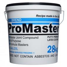 Шпатлевка готовая  ПроМастер / ProMaster 28кг