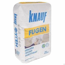 Шпатлевка гипсовая Knauf / Кнауф Фуген 25кг