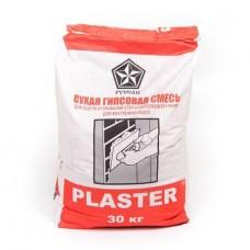 Штукатурка гипсовая Русеан Пластер / Plaster 30кг